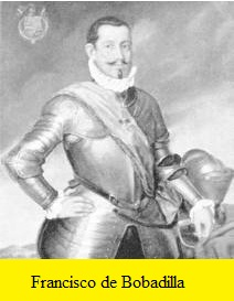 FRANCISCO DE BOBADILLA